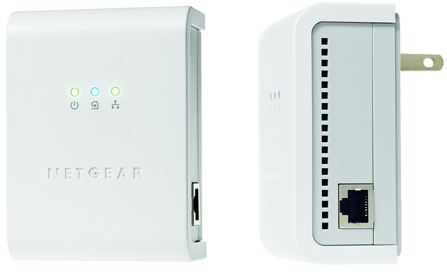 Netgear 85mbps Powerline Network Adapter Kit Xetb1001 Broadband Modem Electronics