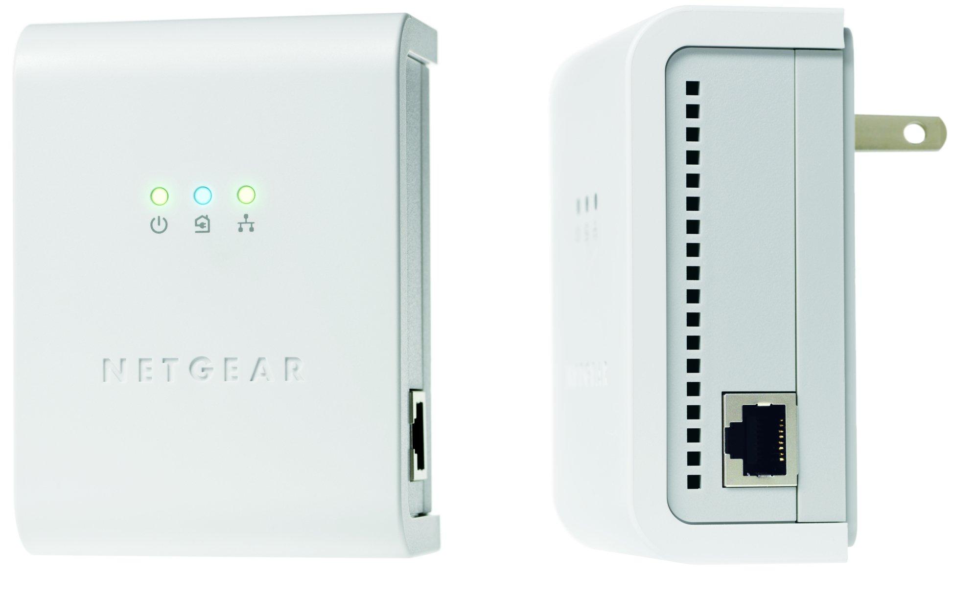 Netgear 85Mbps Powerline Network Adapter Kit - XETB1001 by NETGEAR