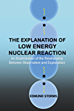 The Explanation of Low Energy Nuclear Reaction: An Examination of the Relationship Between Observation and Explanation