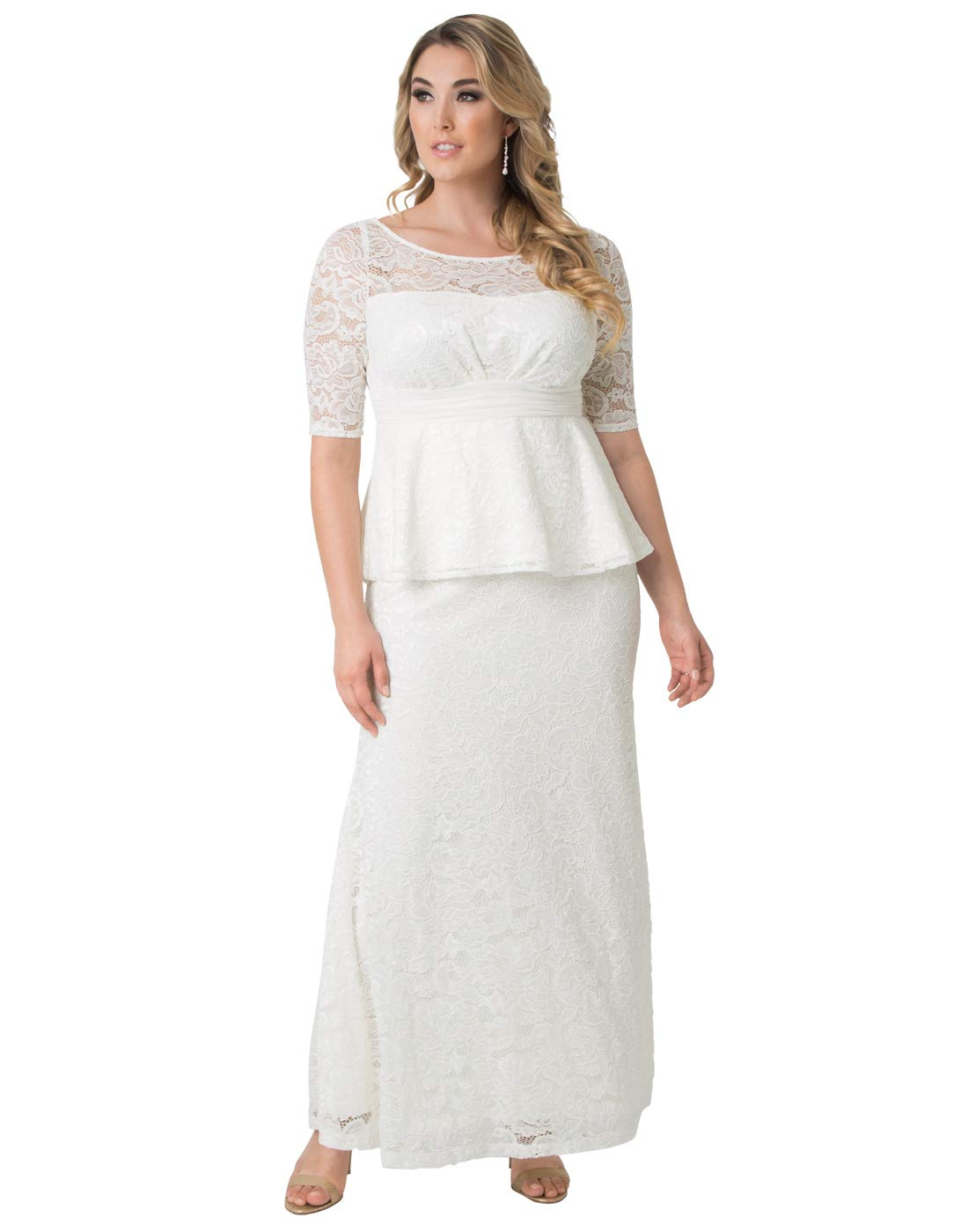 3f54306f34 Kiyonna Wedding Dresses - Any USA Size for bride or mother or guest