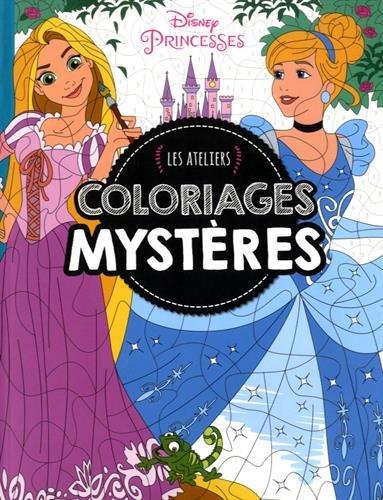 Les Ateliers Coloriages Mystères 619MnnPrjYL