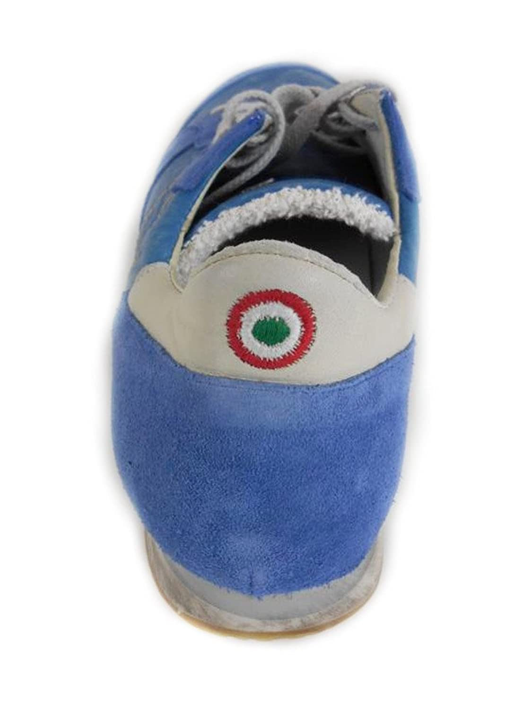 Aeronautica Militare Scarpe Sneakers Pelle Blu Vintage n. 45 S1/35 Para La Venta Comprar En Línea Auténtica Envío Rápido El Más Nuevo Pagar Con Visa En Línea Mayorista De Descuento T1dKGQXRY
