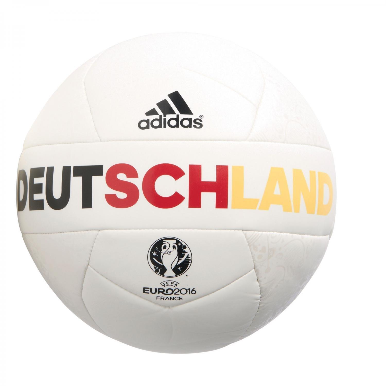 adidas Euro 2016 OLP Alemania Mini - Blanco balón de fútbol ...