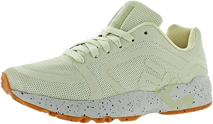 Fila Mindbender F - Zapatillas de Running Transpirables para Hombre, Verde (Cream/Birch/Gum), 44.5 EU: Amazon.es: Zapatos y complementos