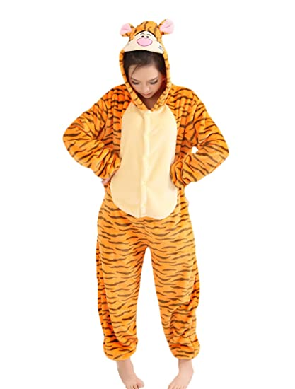 c5016a4628 Amazon.com  Yimidear Tiger Onesie
