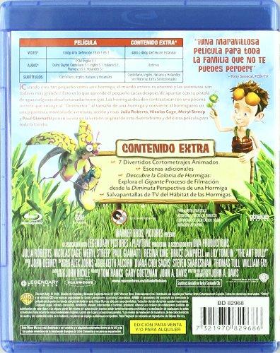 Amazon.com: Ant Bully Bienvenido Al Hormiguero (Blu-Ray) (Import Movie) (European Format - Zone B2) (2007) Julia Roberts;: Movies & TV