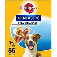 Pack de 56 Dentastix de uso diario para higiene oral para perros pequeños   |  [Pack de 1]