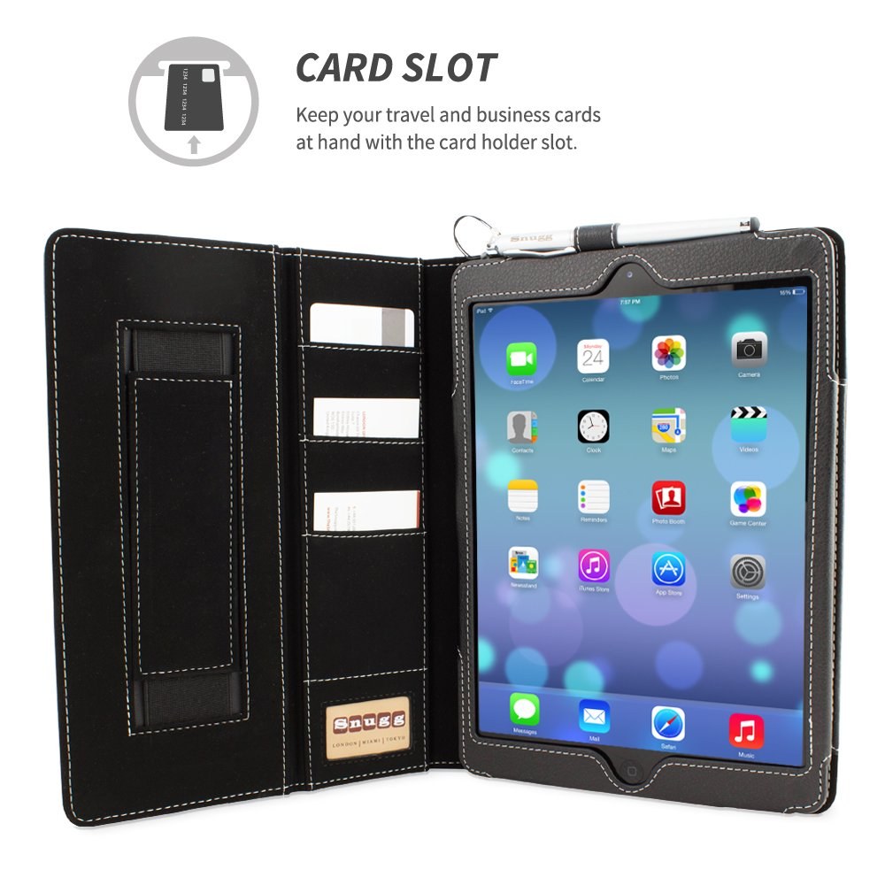 Fantastic Ipad Case With Business Card Holder Gift - Business Card ...
