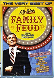 The Very Best Of The Family Feud : All Star Guest Stars : Richard Dawson , Leave it to Beaver , The Brady Bunch , Love Boat , WKRP , Dallas , Petticoat Junction , Barney Miller , Gilligan\'s Island , General Hospital , & More