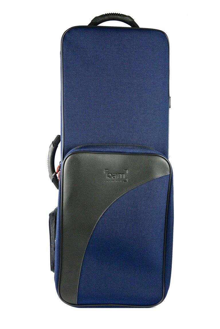 バム テナーサクソフォン用 トレッキングケース ブルー 3022SM B07856WQC2 グリーン  グリーン|Tenor+Soprano Caseセット