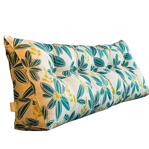 Cushion Cojín Triangular cuña para sofá Cama cabecero ...