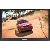 Thinlerain Portable Monitor, 15.6 Inch USB C Monitor Type-C HDMI External Second Portable Computer Display for PC Mac…