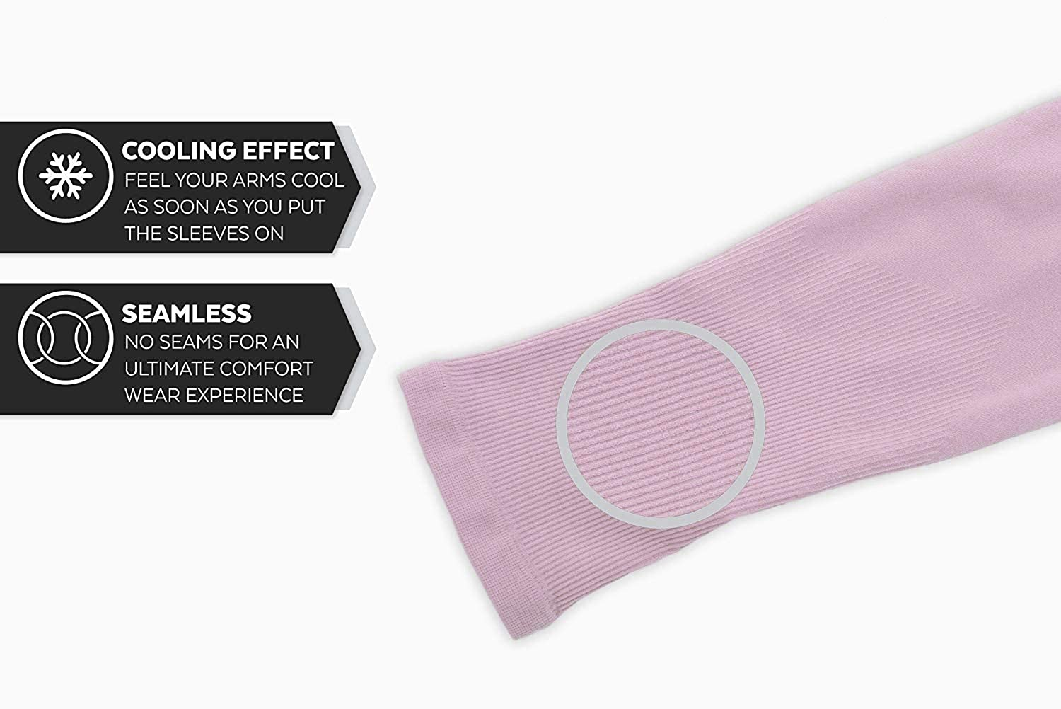 Ksnnrsng UV Protection Cooling Arm Sleeves UPF 50 Long Sun Sleeves for Men /& Women for Cycling Driving Running Basketball Football /& Outdoor Activities Performance Stretch /& Moisture Wicking