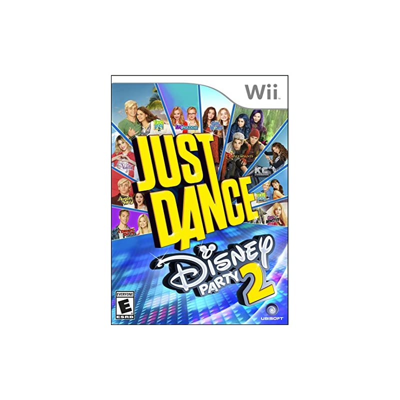 Just Dance Disney Party 2 - Wii Standard