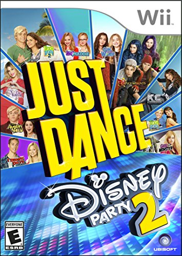 just dance disney party 2 wii standard edition