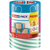 tesa Deco packaging tapes, 3 rollen, Meerkleurig