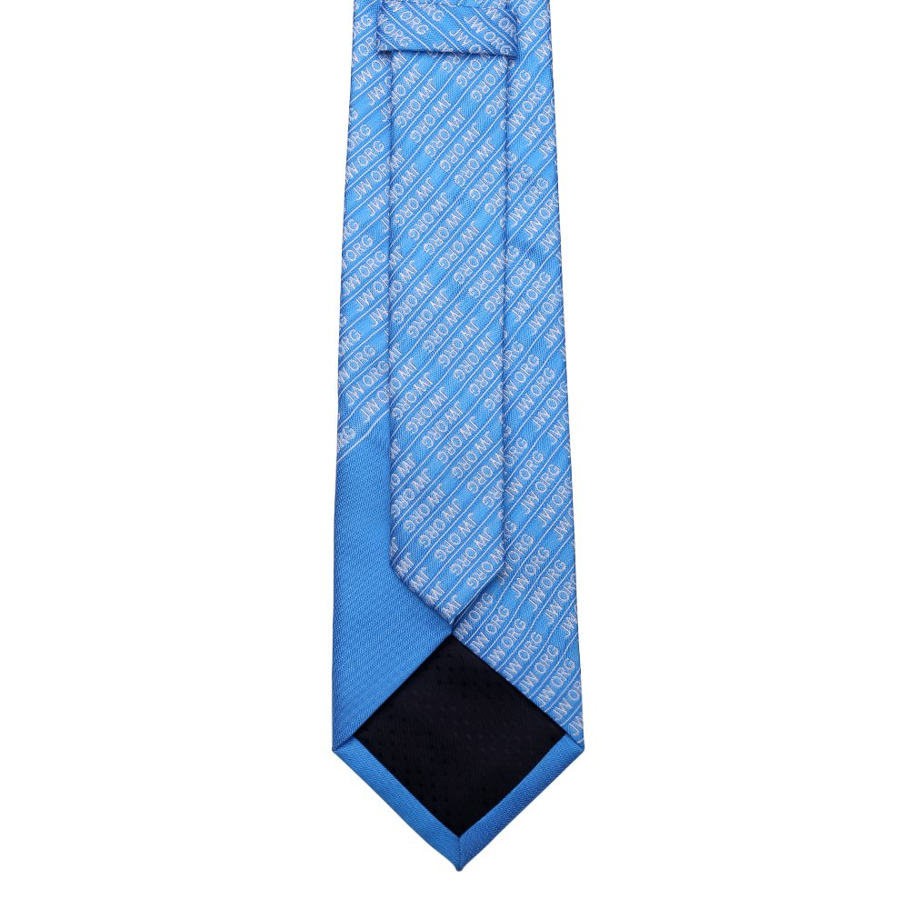 Gudeke Jw.org Necktie Handkerchief Cufflinks Set