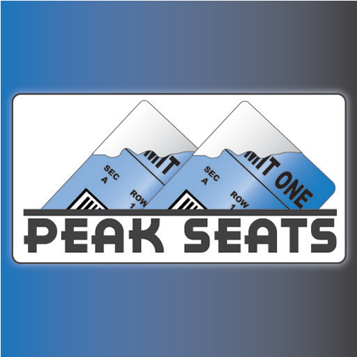(PeakSeats Mobile Ticket App)