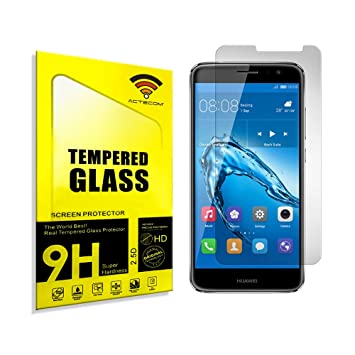 actecom® Protector Pantalla para Huawei Nova Plus P588 Cristal ...