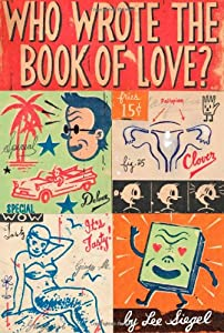 Who Wrote the Book of Love?