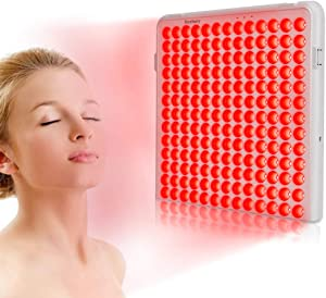 Red Light Device, Serfory Deep Red Light 660nm for Face and Skin