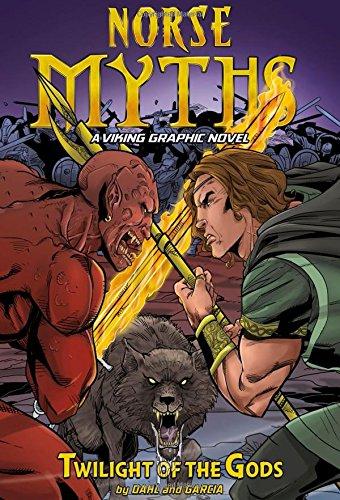 Twilight of the Gods (Norse Myths: A Viking Graphic Novel)