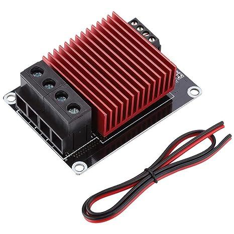 Wendry Accesorios de Impresora 3D Módulo de alimentación de Cama ...