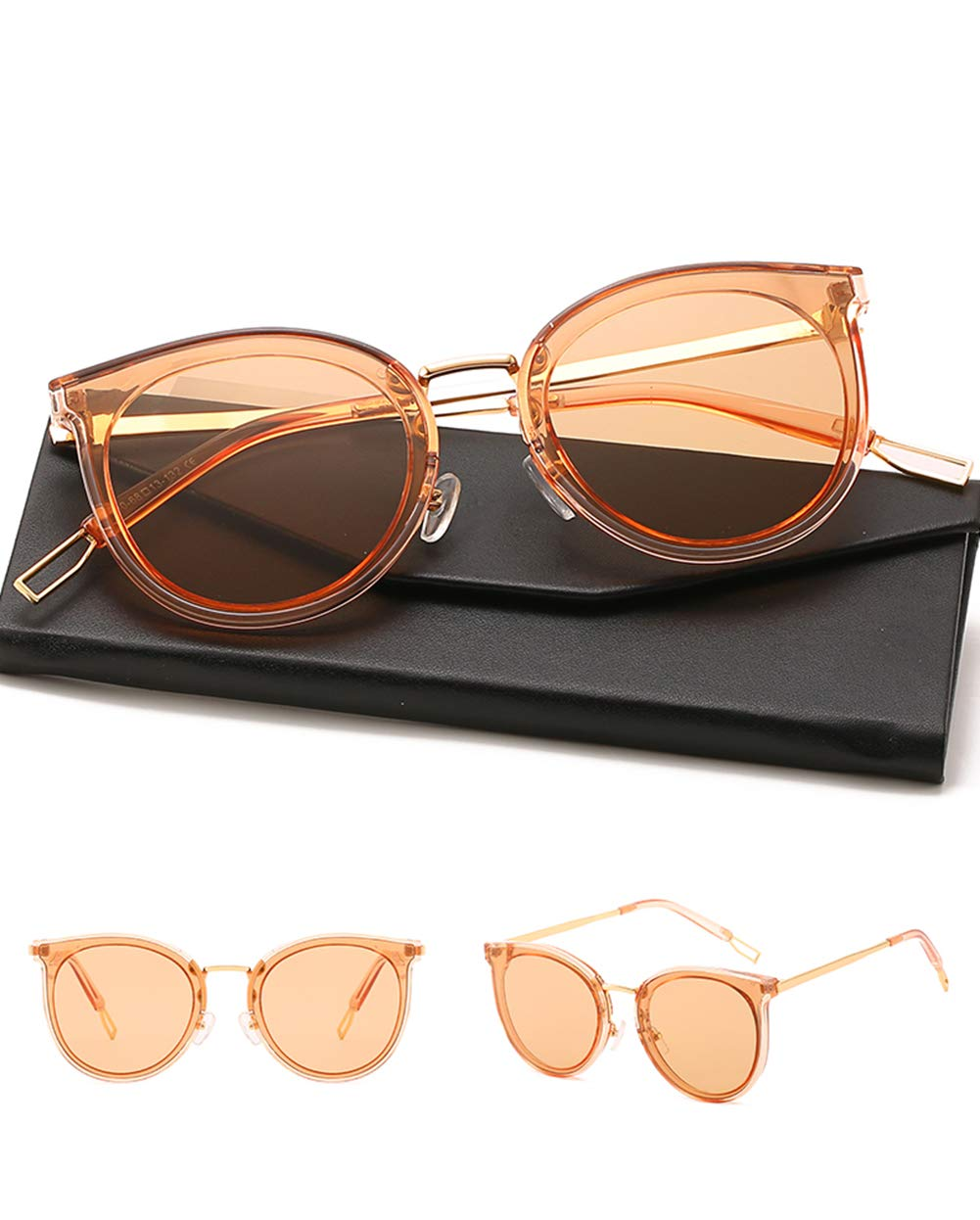 YHgiway Gafas de Sol polarizadas de Estilo Simple de Las ...