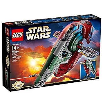 amazon lego star wars 75060 slave i ultimate collector series レゴ