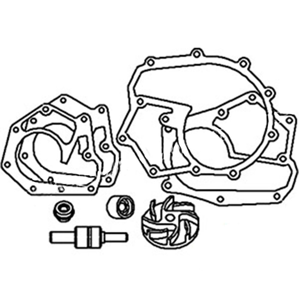 amazon re11346 water pump repair kit for john deere jd tractor JD 265 Lawn Tractor Diagram amazon re11346 water pump repair kit for john deere jd tractor 3030 3130 3120 industrial scientific