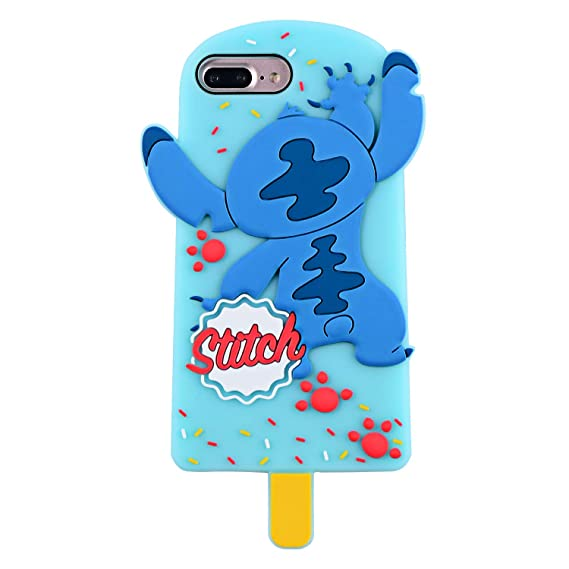 reputable site 38654 fe17e Ice Cream Stitch Case for iPhone 8 Plus /7 Plus/6 Plus/6S Plus+ 5.5