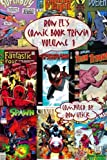 Ron el's Comic Book Trivia (Volume 1), Ron Glick, 1481135937