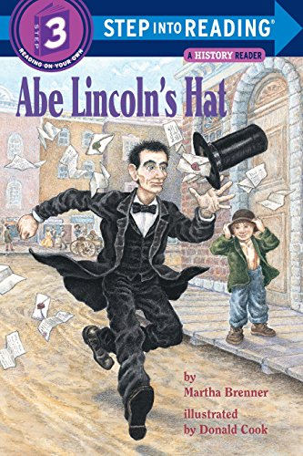 Abe Lincoln's Hat (Step into Reading) (5 Facts About The Statue Of Liberty)