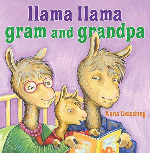 Llama Llama Gram and Grandpa ()