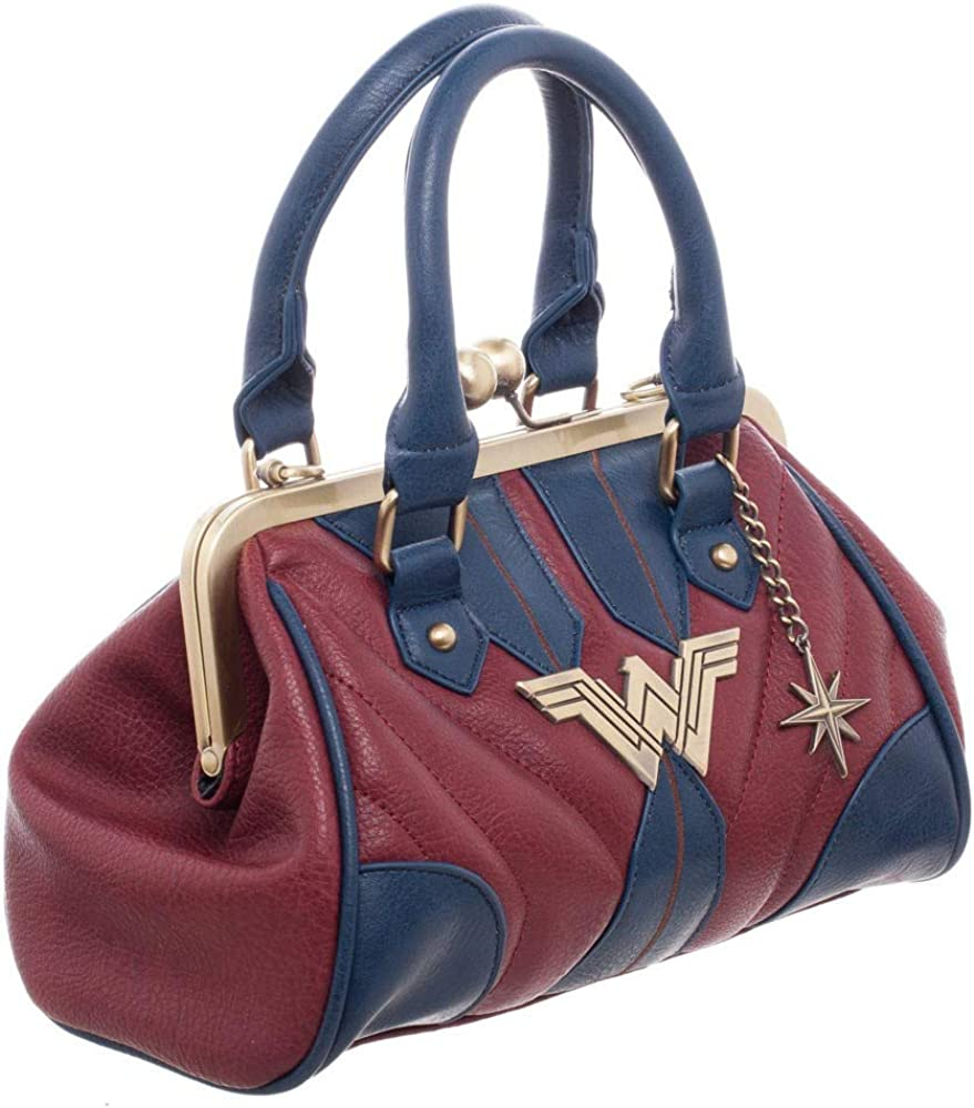 Wonder Woman Costume Inspired Womens Handbag