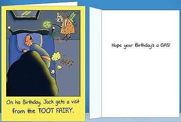 amazon com birthday card for him funny birthday card greeting