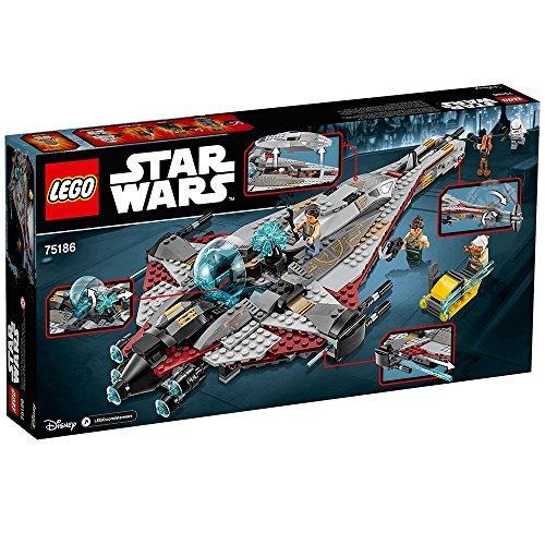 LEGO Star Wars The Arrowhead 75186 Building Kit JungleDealsBlog.com