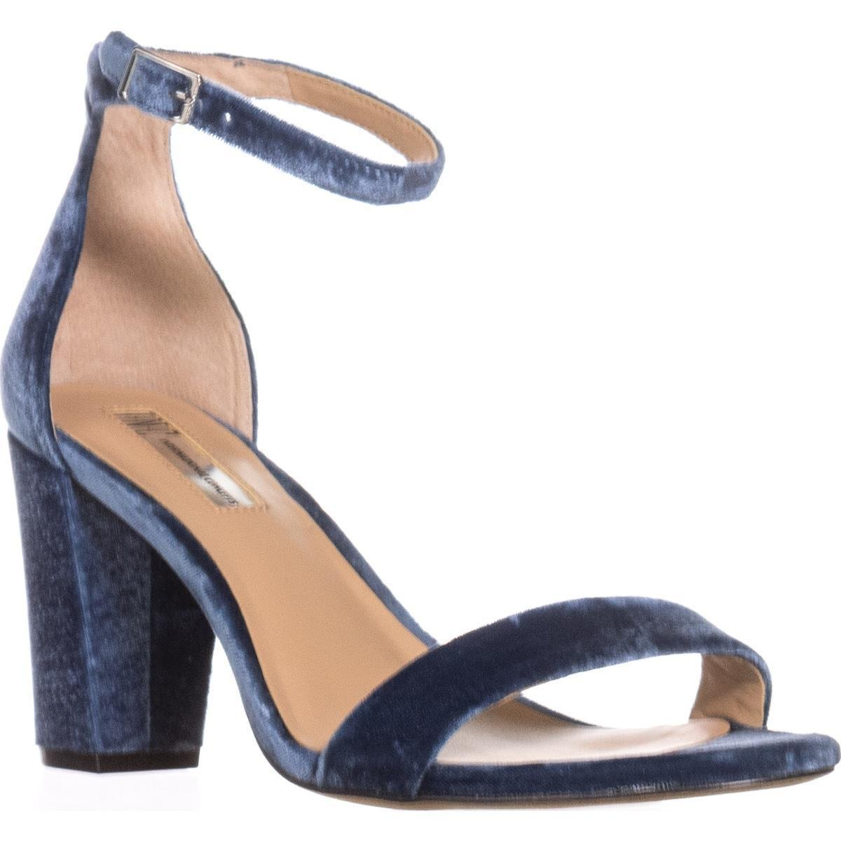 5a775cee65f INC International Concepts Womens Kivah Leather Open Toe Special Occasion  ANK.