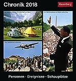 Chronik - Kalender 2018: Personen, Ereignisse, Schauplätze
