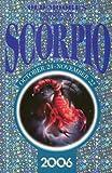 Old Moore's Horoscope Scorpio, Francis Moore, 0572031114