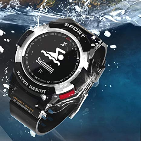 Reloj Inteligente F6 para Exteriores, GPS IP68, Resistente ...