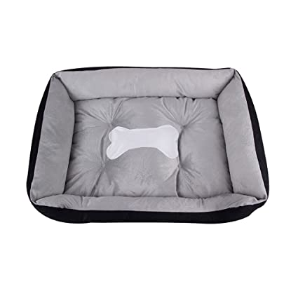 DS alfombra para mascotas Estera para perros Almohadilla para dormir para mascotas Perro pequeño Perro mediano