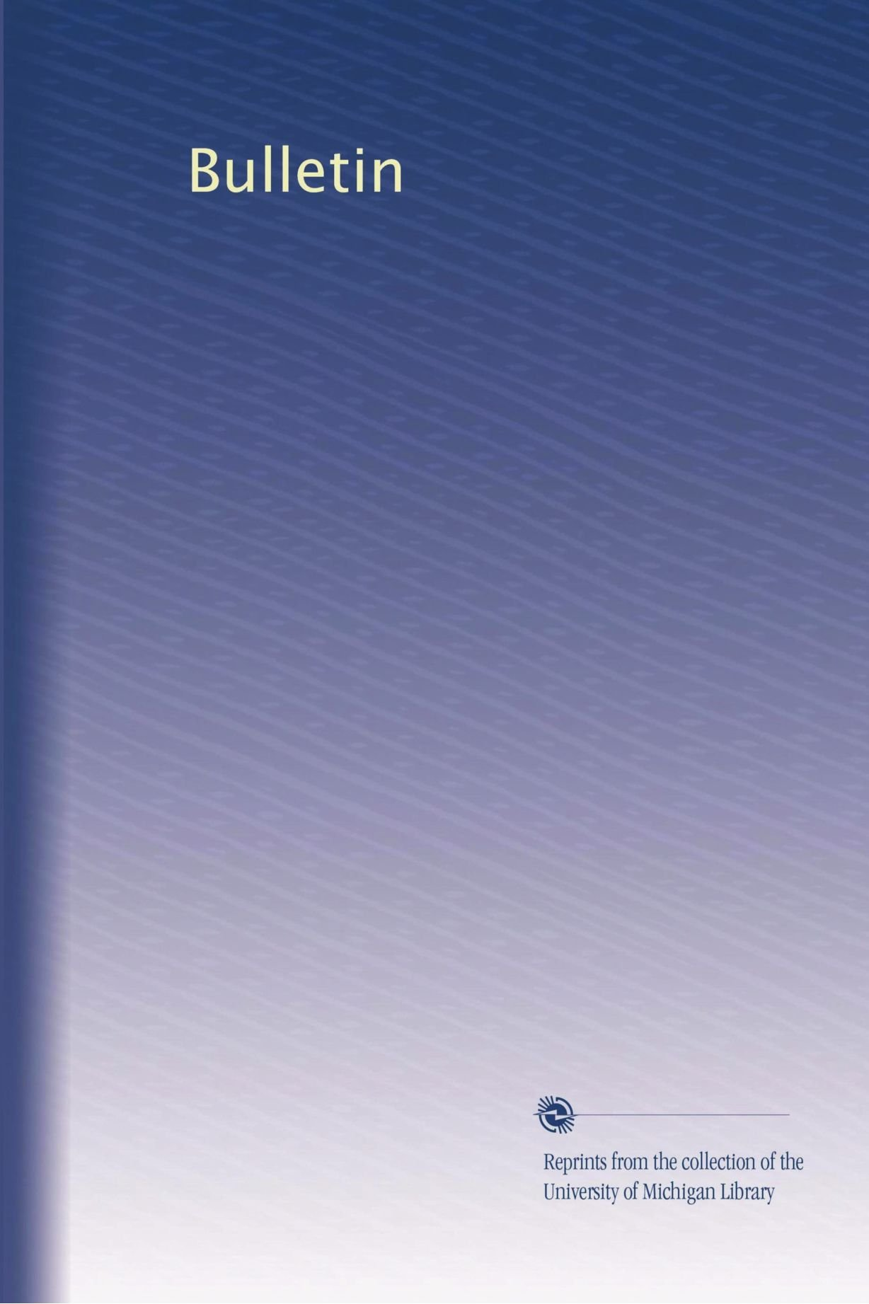 Bulletin (Volume 20) (French Edition) PDF