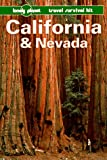 Lonely Planet California and Nevada, Marisa Gierlich and Nancy Keller, 0864423357