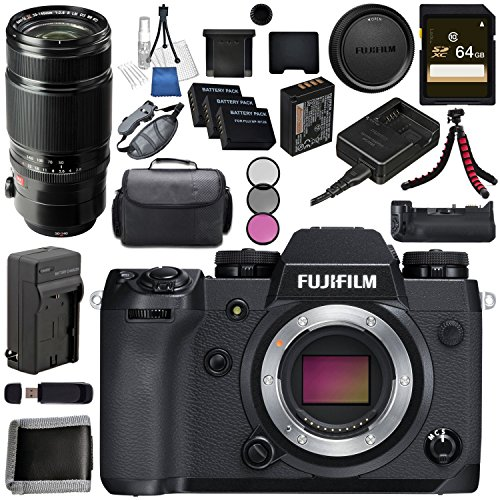 Fujifilm X-H1 Mirrorless Digital Camera  16568731 XF 50-140m
