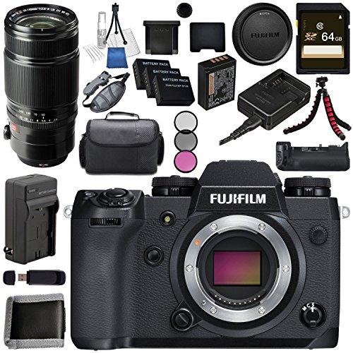 Fujifilm X-H1 Mirrorless Digital Camera  16568731 XF 50-140m