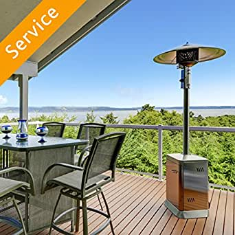 Patio Heater Assembly Amazon Com Home Services