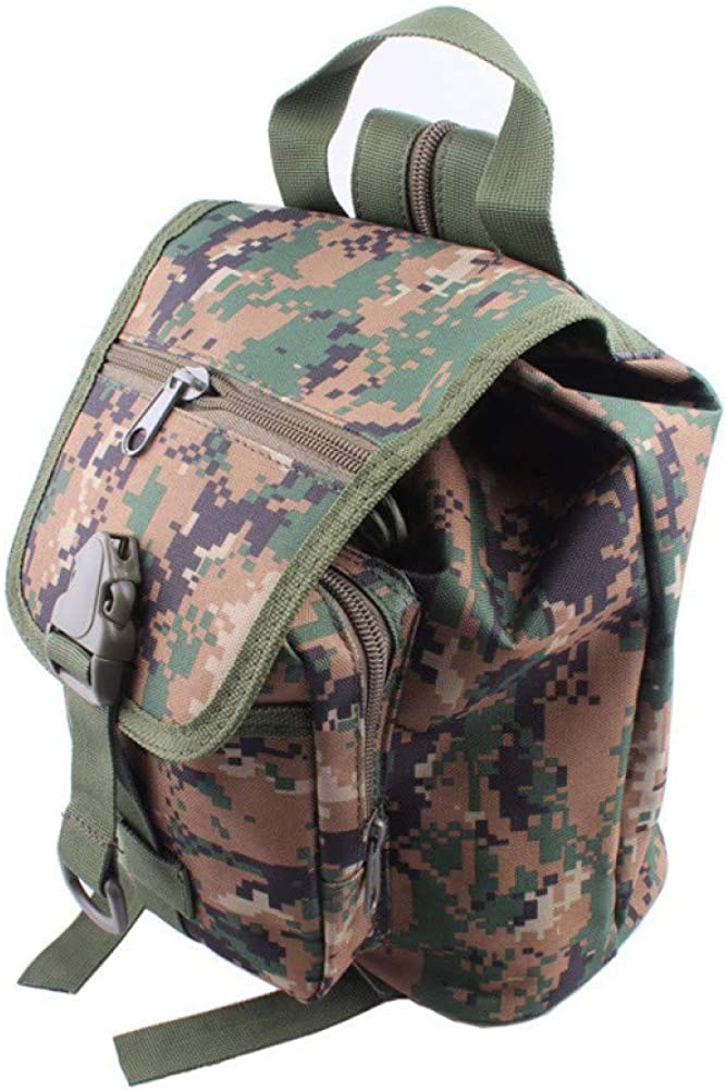HUYANNABAO Oxford Waterproof Leisure Travel Backpack Hiking Camping Climbing Outdoor Sport Bag Military Army Tactical Bags