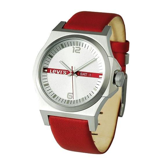 33895d4a0992 Levi s - Reloj de caballero de cuarzo
