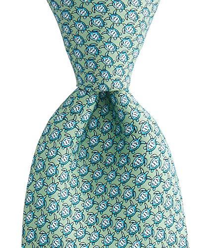 Vineyard Vines Men's Turtles Silk Tie